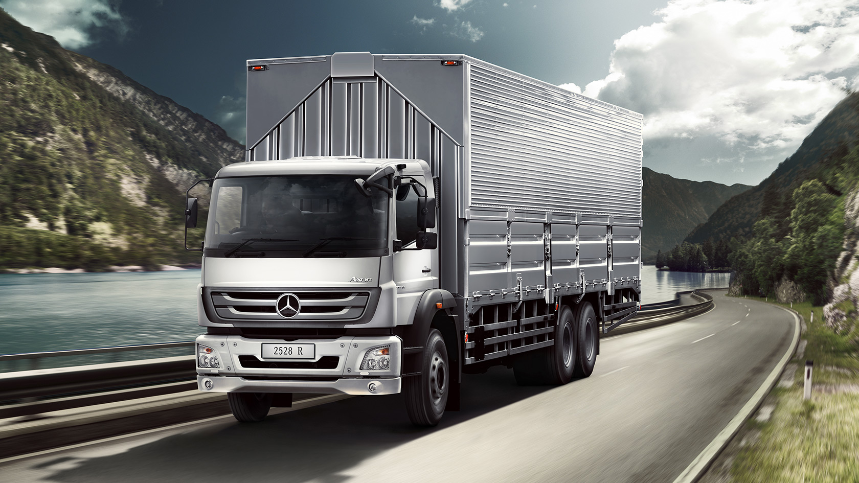 Mercedes Benz Trucks >> Technical Data Mercedes Benz Trucks